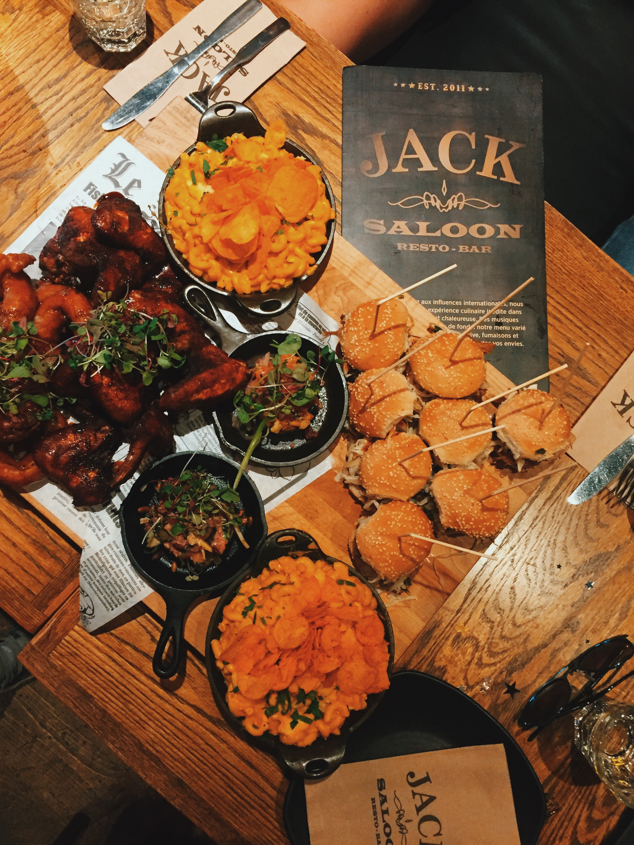 Jack Saloon Dix30: Quebec's Champion of Southern Cuisine