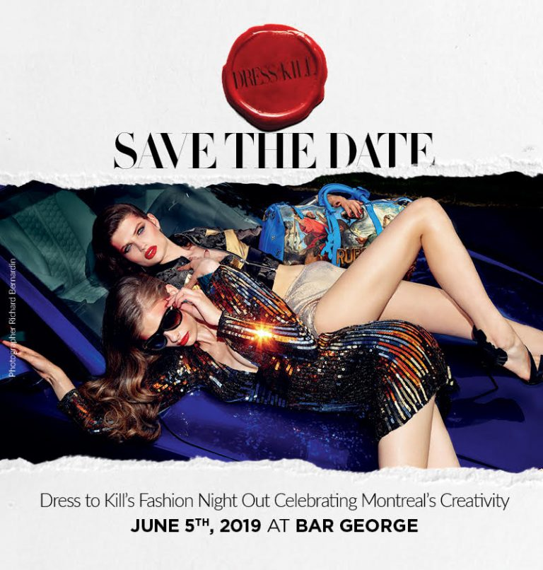 The F1 Party Everyone's Going to Tonight: Dress To Kill at Montreal's Bar George